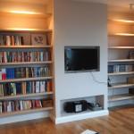 Biblioteki i półki