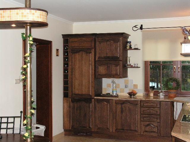 Kuchnie rustykalne  Pracownia Stolarska Kula -> Kuchnie Rustykalne Bialystok